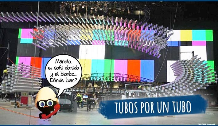 decorado eurovision 2015