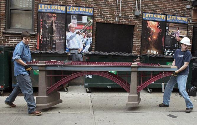 DECORADO LETTERMAN