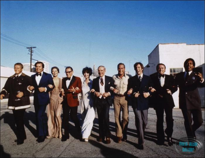 Towering Inferno Cast