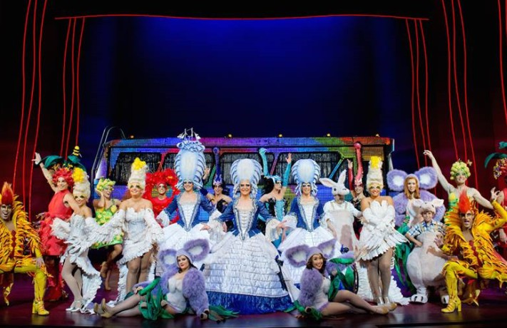 musical priscilla madrid